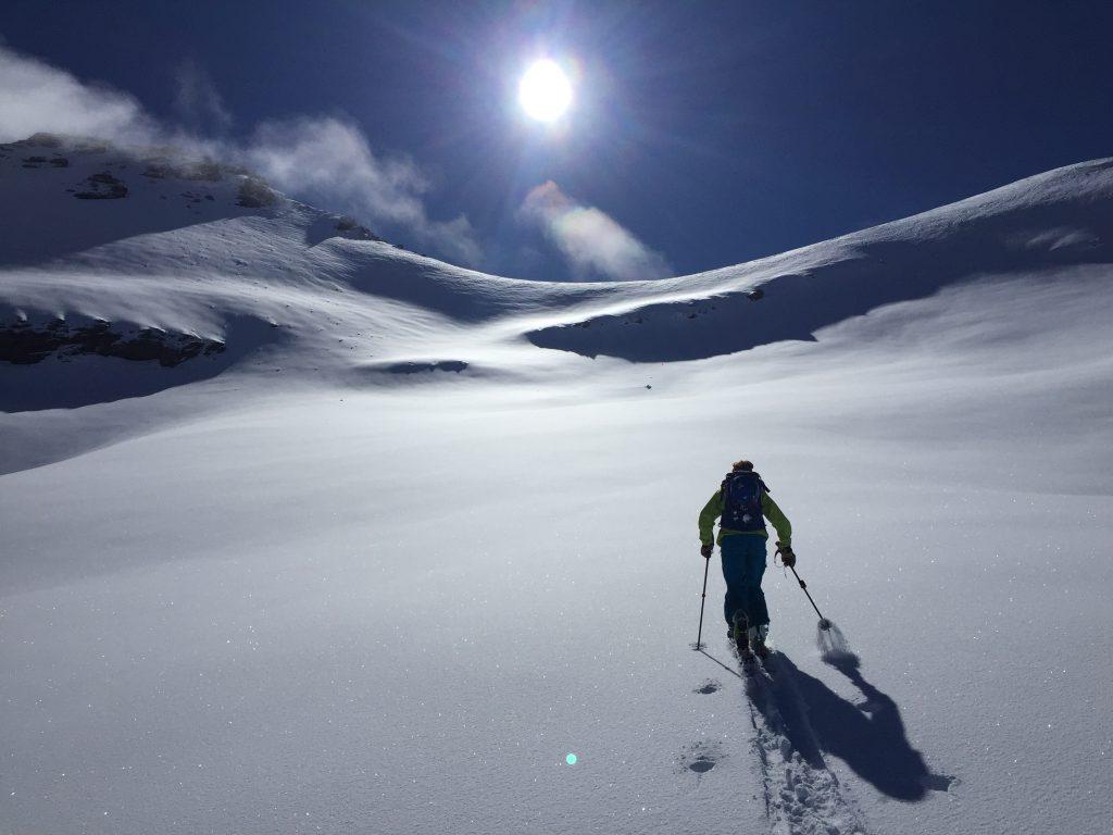 Floss Ski Touring