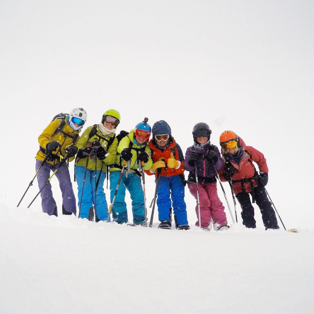 Snow & Rock Backcounty Adventure Skills Course